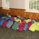 Christians in Action provided 85 back bags filled with School Supplies to start the 2013 school year.