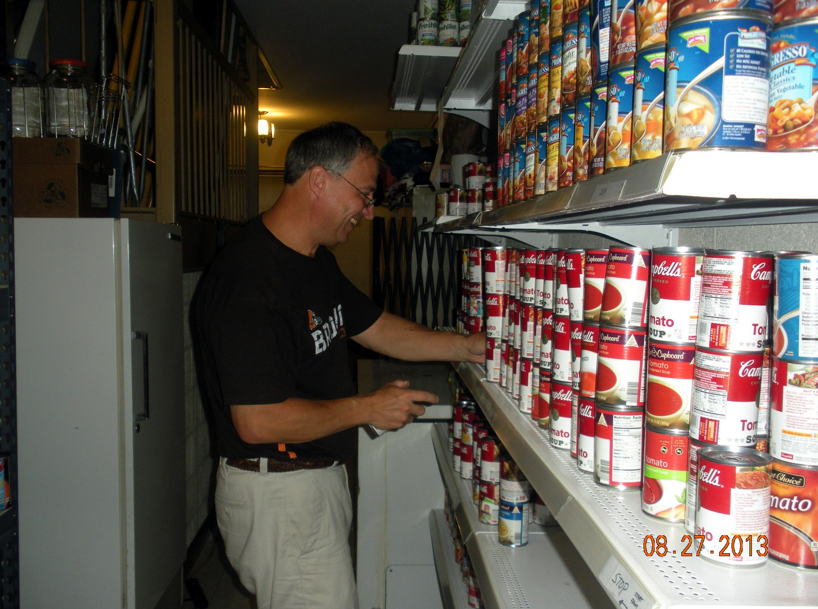 Food Pantry Christians In Action